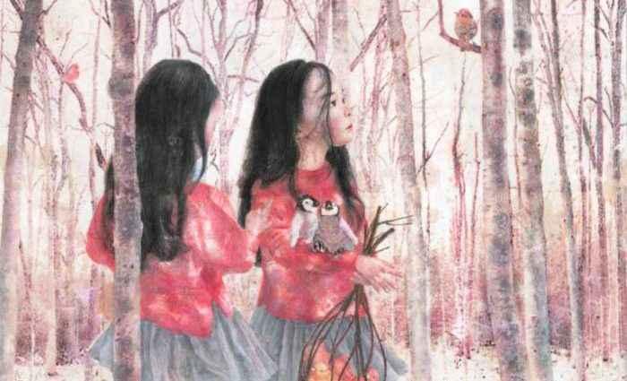 Я люблю рисовать детей и женщин. Seungeun Suh 1