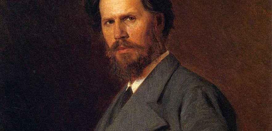 Русские живописцы 19 века: Иван Николаевич Крамской 1