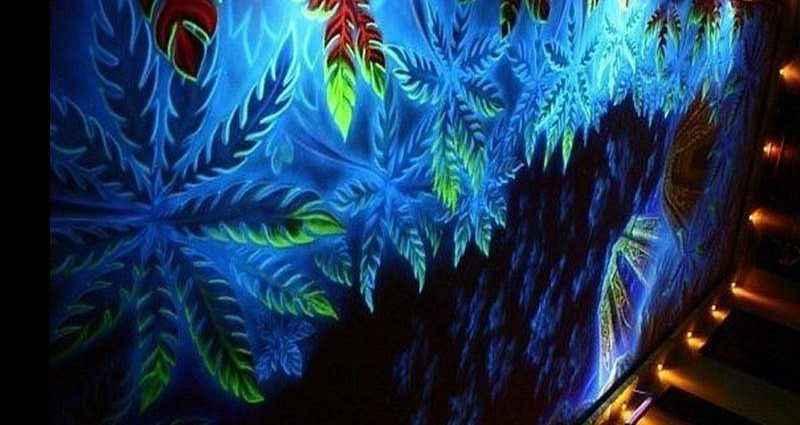 Флуоресцентная краска Нокстон 1