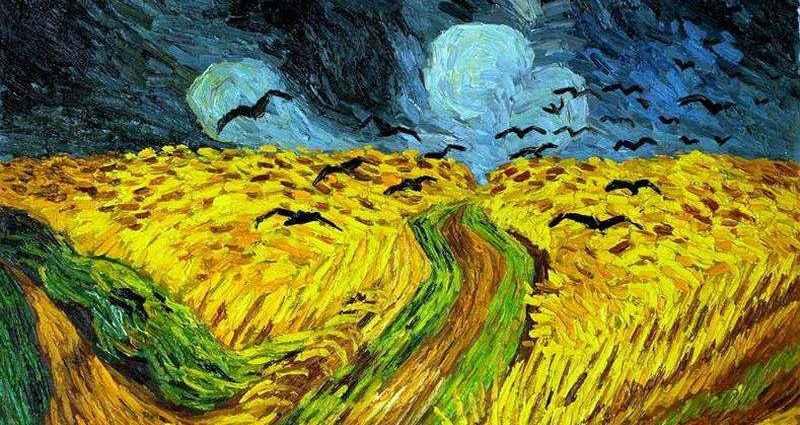 Ван Гог и современность 1