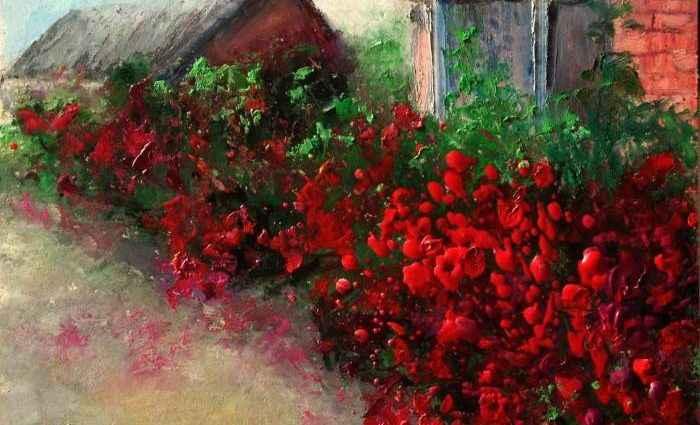 Британский художник. Alena Rumak 1