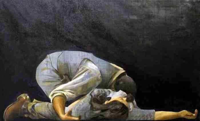 Традиционная живопись. Alex Jabore 1