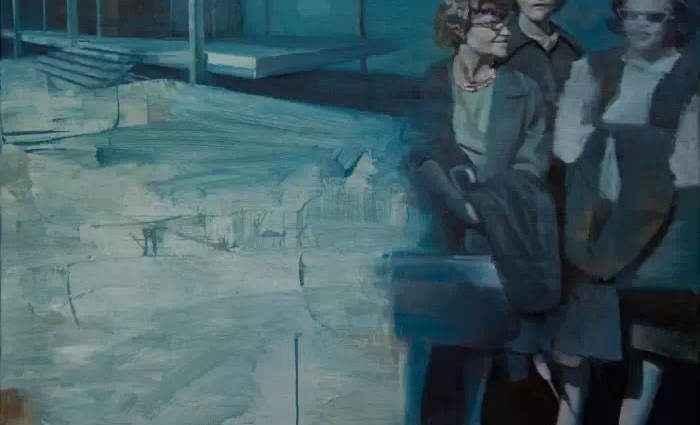 Британский художник. Andrew Beck 1