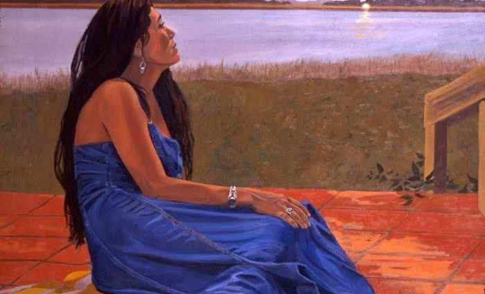 Британский художник. Anthony Palliser 1