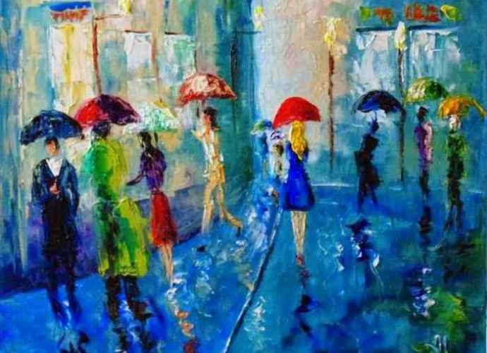 Гениальность и талант настоящего художника. Araik Minasyan 64