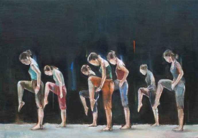 Вьетнамский художник. Bach Nguyen 45