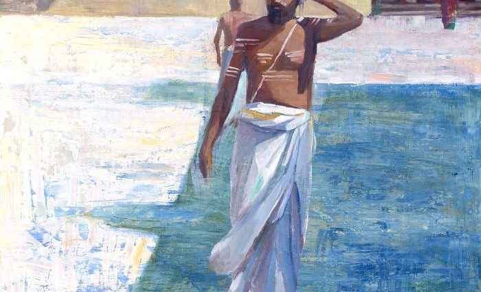 Испанский художник. Carmen Montero 1