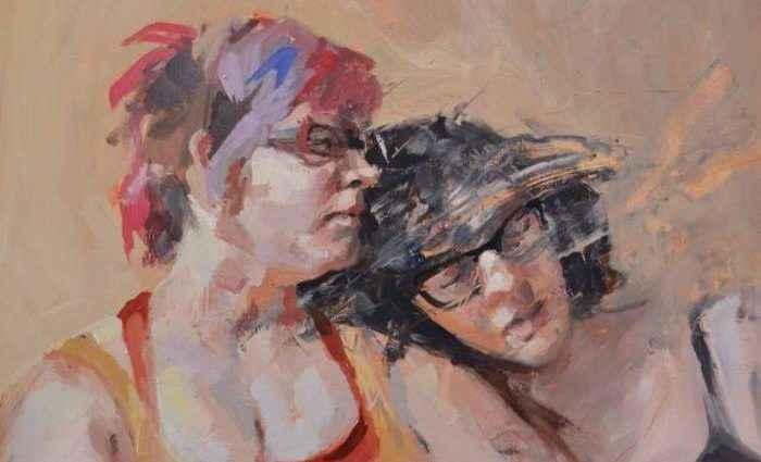 Американский художник. Catherine Tyler Graffam 1
