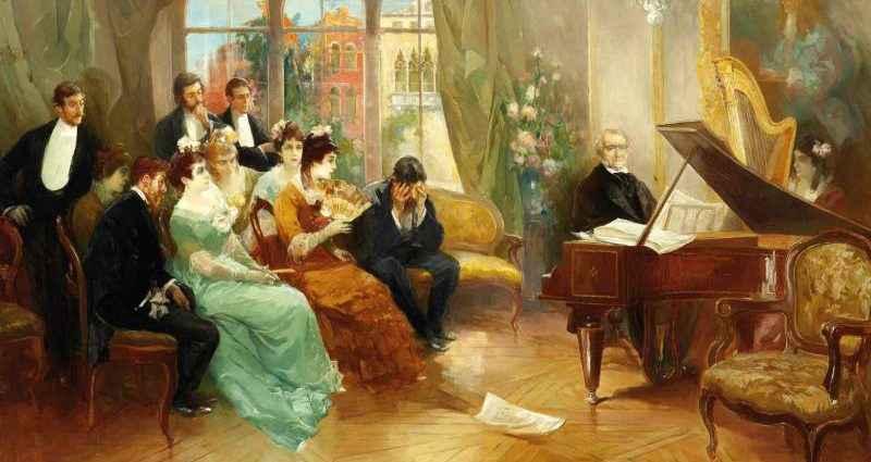 Классическая музыка девятнадцатого века 1