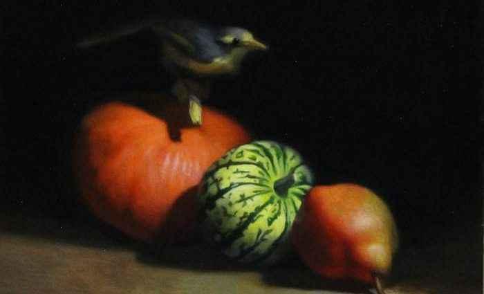 Британский художник. Chris Polunin 1