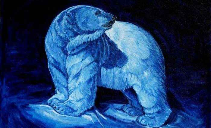 Белые медведи. Christine Montague 1