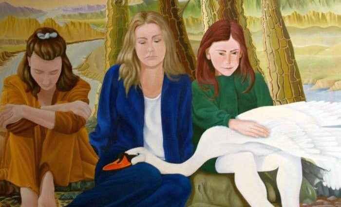 Британский художник. Christopher Skelton 1
