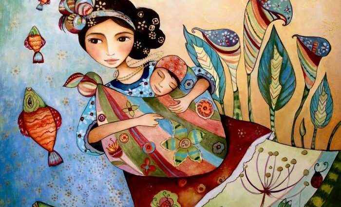 Трудолюбивые латиноамериканские женщины. Claudia Tremblay 1