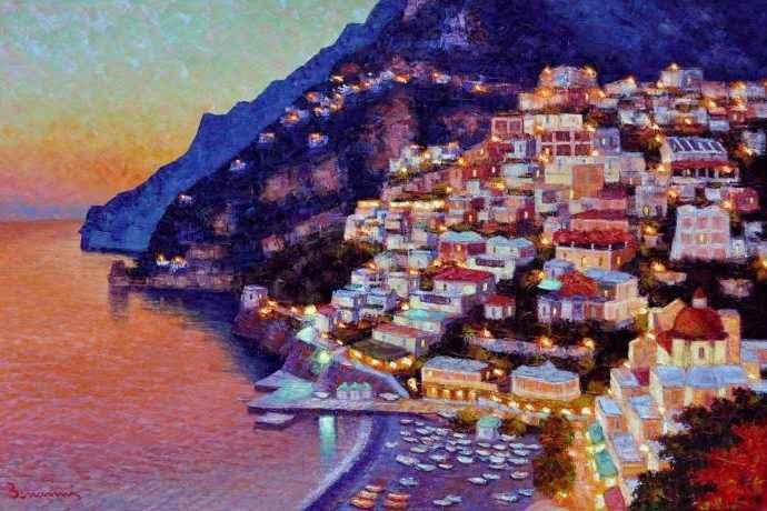 Пейзажи родной земли. Claudio Bonanni 79