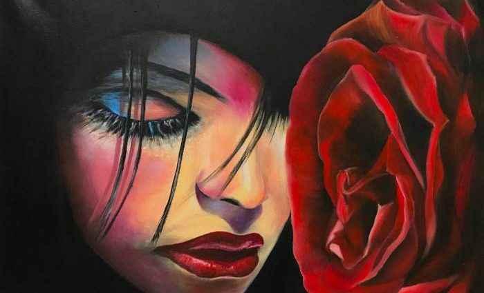 Искусство - моя страсть. Австралийский художник. Corina Treitl 1