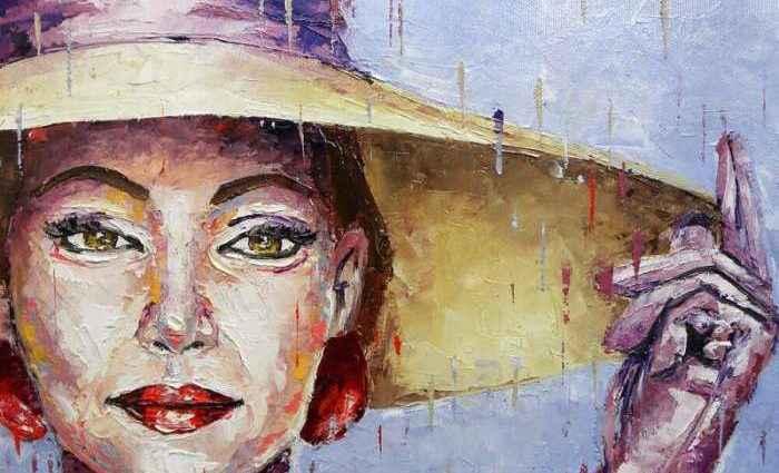 Элегантные и стильные женщины. Cristina Fornarelli 1
