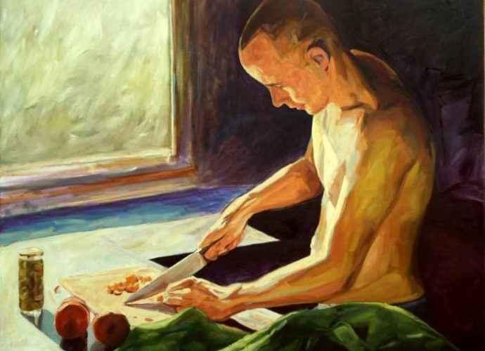 Австрийский художник. Daniel Wimmer 63