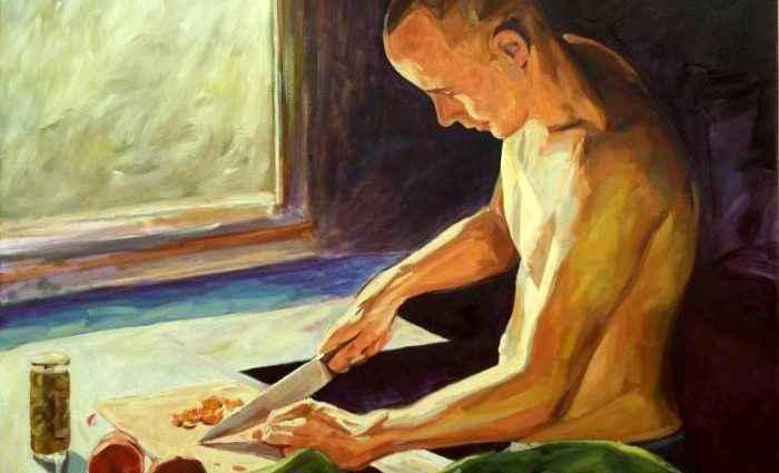 Австрийский художник. Daniel Wimmer 1