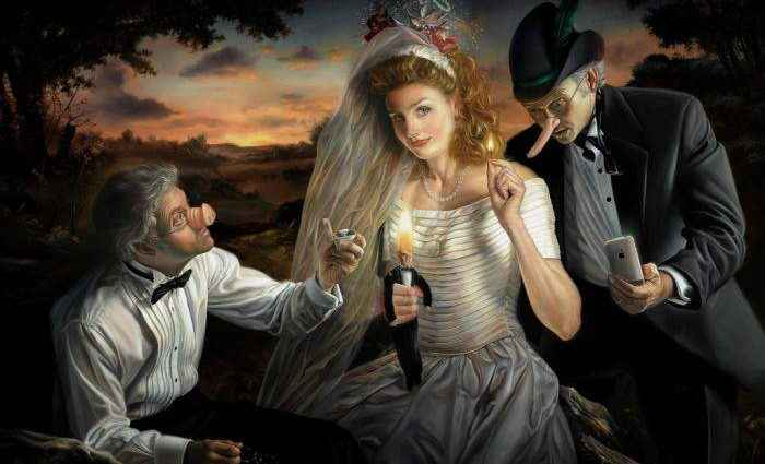 Realism with an edge. David Michael Bowers 1