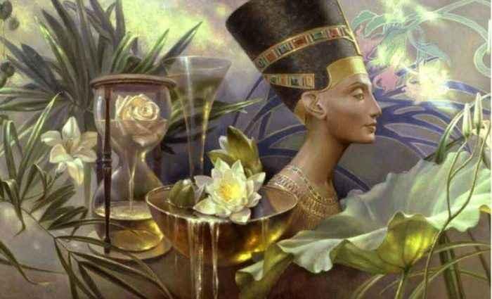 Картины цветов маслом: от Древнего Египта до наших дней 1