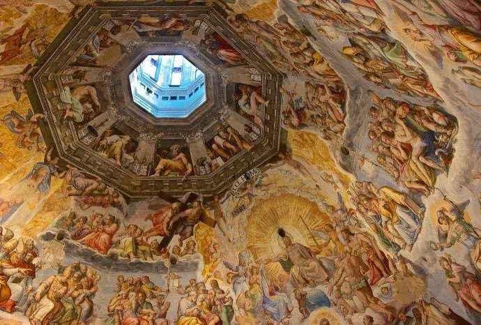 Венецианские и флорентийские художники: цвет или линия 36
