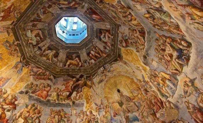 Венецианские и флорентийские художники: цвет или линия 1