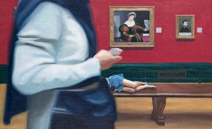 Испанский художник. Elena Garcia de la Fuente 1