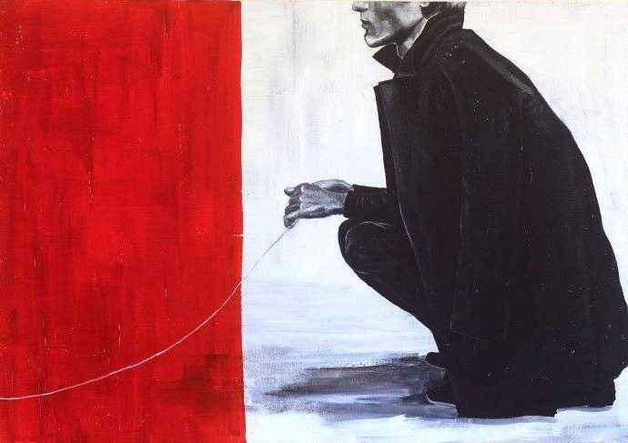 Грузинский художник. Erekle Kiparoidze 26
