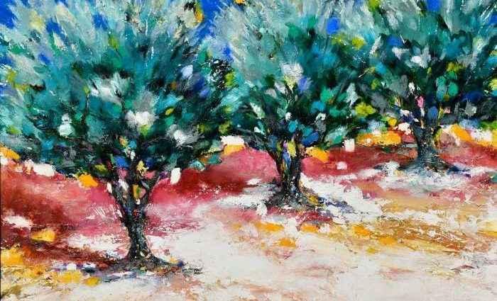 Испанский художник. Esther Coia 1