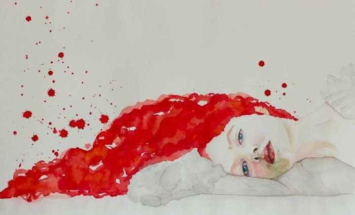 Испанский художник. Eva Gonzalez Moran 1
