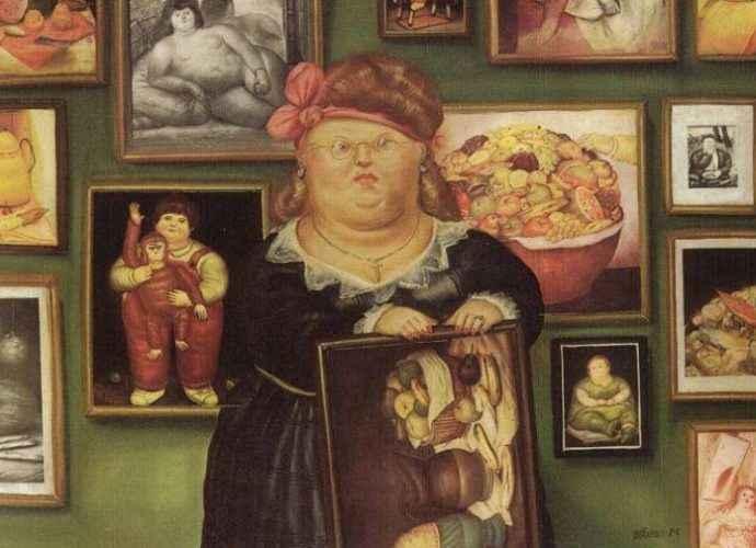 Страсти к большим формам. Fernando Botero 127