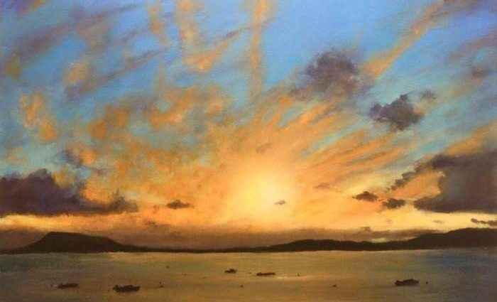Британский художник. Flynn O'Reilly 1