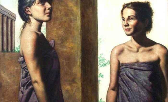 Исторические пигменты и материалы. Американский художник. Francisco Benitez 1