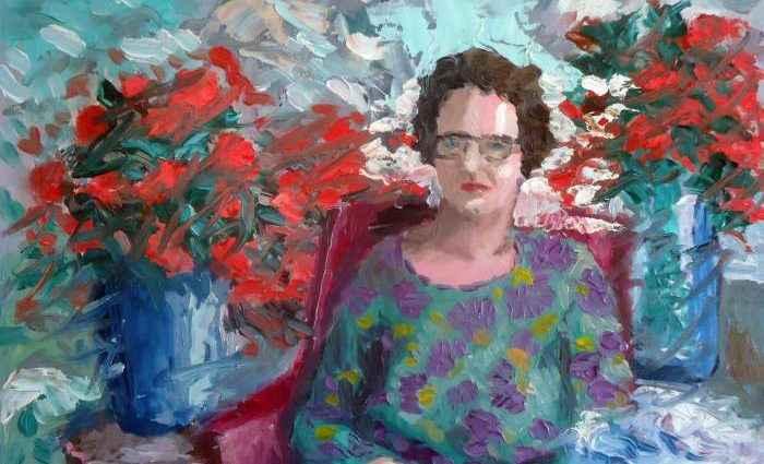 Портреты и фигуративная живопись. Fred Bell 1