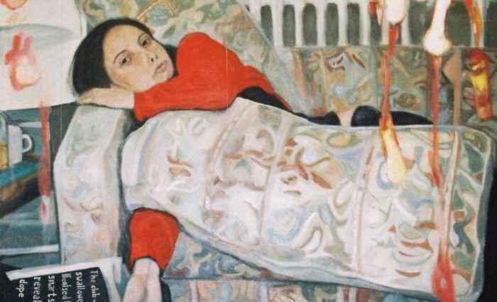 Современный аргентинский художник. Gabriel Glaiman 1