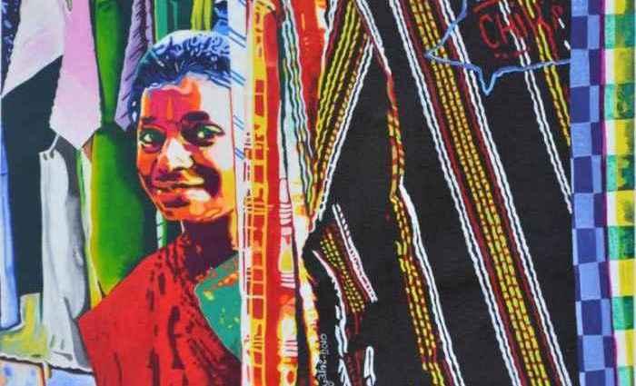 Бездомные и униженные. Gayatri Artist 1