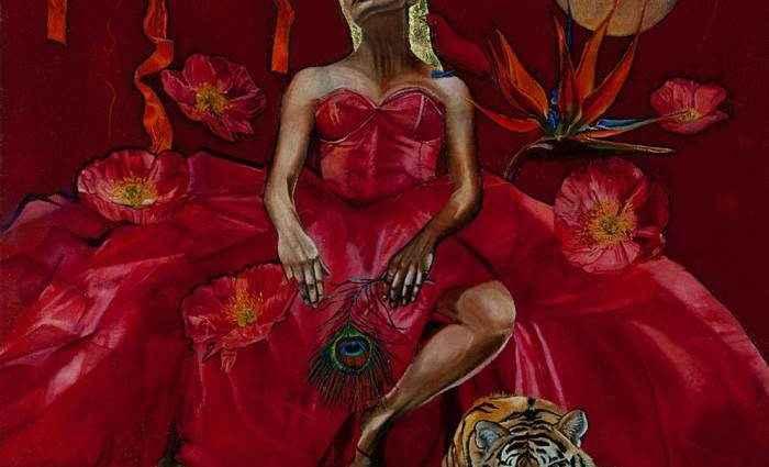 Британский фигуративный художник. Hilary Dunne 1