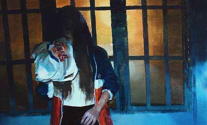 Испанский художник. Inigo Sesma 1
