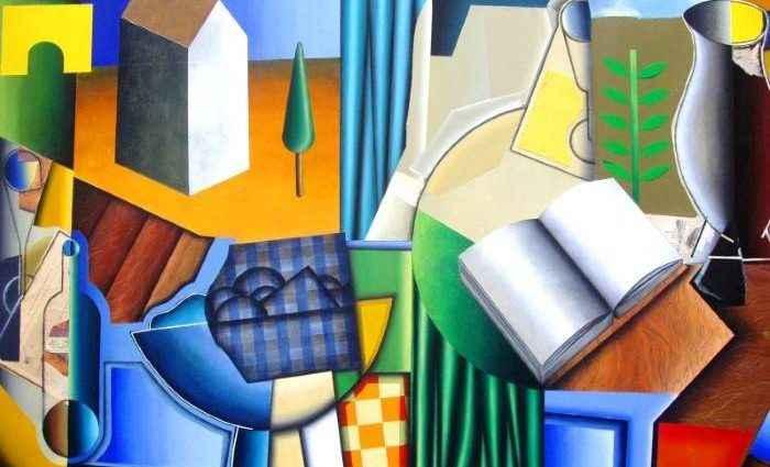 Испанский художник. Ivan Araujo 1