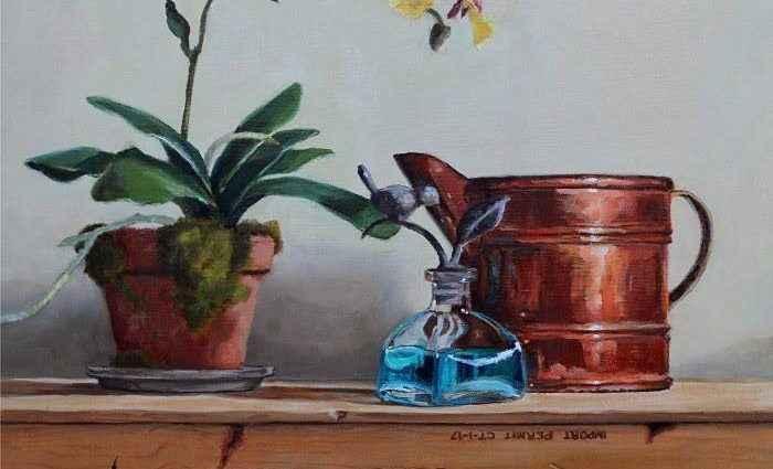 Реалистичные и импрессионистские картины. Jan Stommes 1