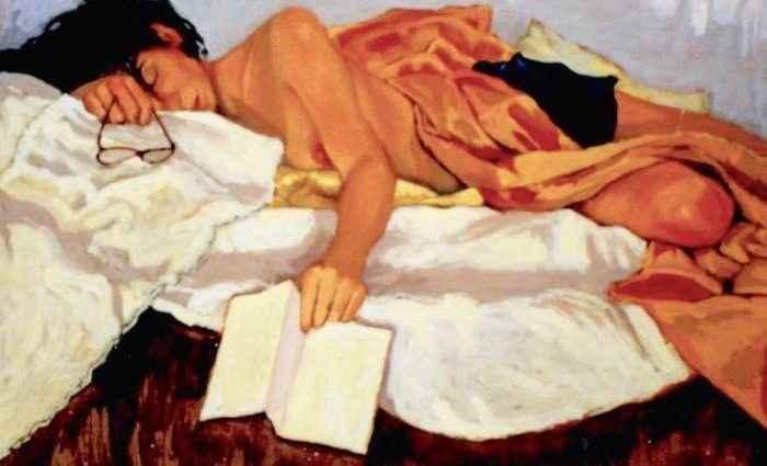 Испанский художник. Joan Ferco 1