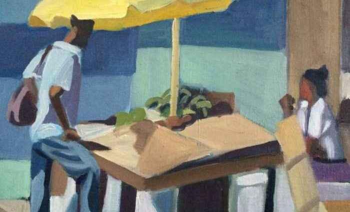 Британский художник. Joanne Reed 1