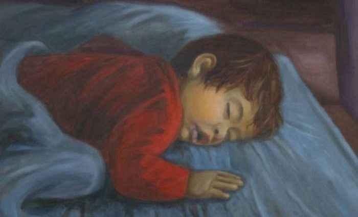 Испанский художник. Jordi Guillem Molins 1