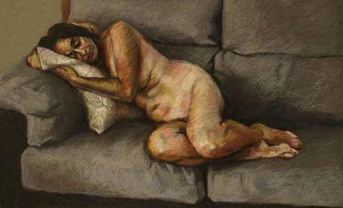 Испанский художник. Juan Dominguez 1
