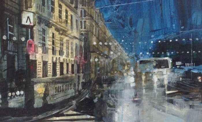 Современный реализм. Британский художник. Julian Sutherland-Beatson 1