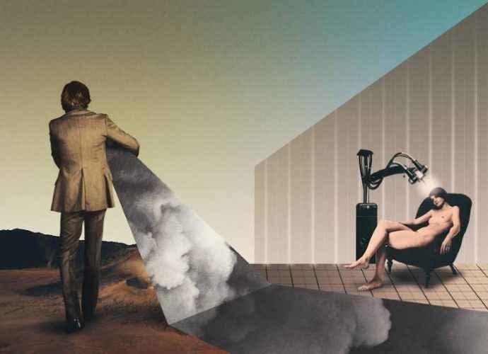 Окно в другой мир. Julien Pacaud (коллаж) 217