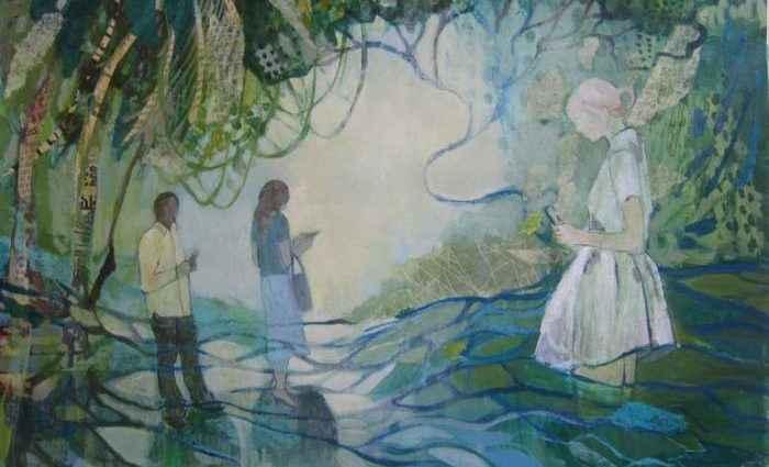 Красочные видения. Justine Formentelli 1