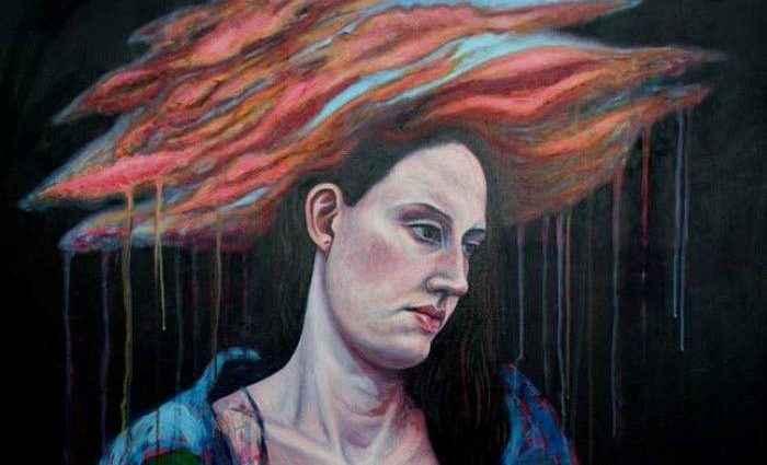 Британский художник. Katy McKidd Stevenson 1