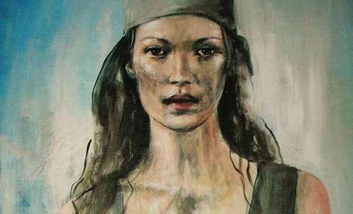 Хрупкие, нежные и чувствительные. Jacqueline Klein Breteler 1
