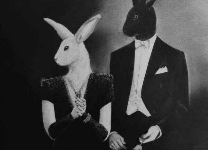 Сюрреалистические изображения людей в облике животных. Lee Boyd 55